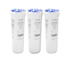 3x FISHER AND PAYKEL 836848  GENUINE FRIDGE WATER FILTER