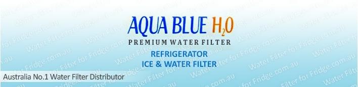 Aqua Blue H2O Fridge Filters