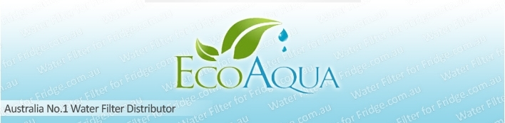 Eco Aqua  Fridge Filters