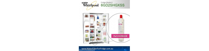Whirlpool  Fridge Model