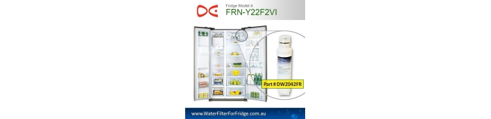 Daewoo  fridge filters
