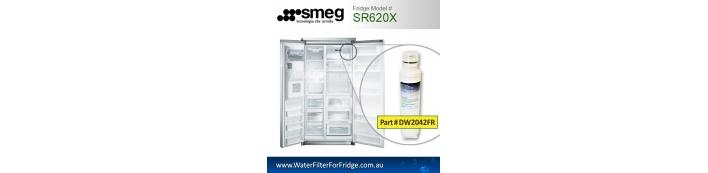 Smeg fridge model