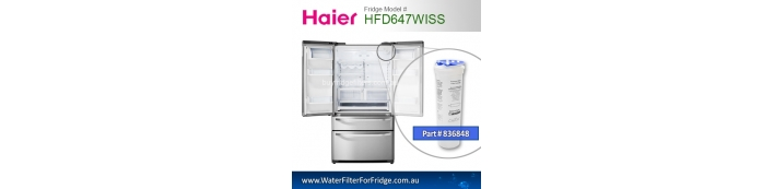 Haier  Fridge model