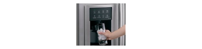 How To Reset The Water Filter Indicator On a GE Fridge.