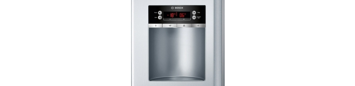 How To Reset The Water Filter Indicator On a Bosch Fridge.