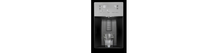 How To Reset The Water Filter Indicator On a BEKO Fridge.