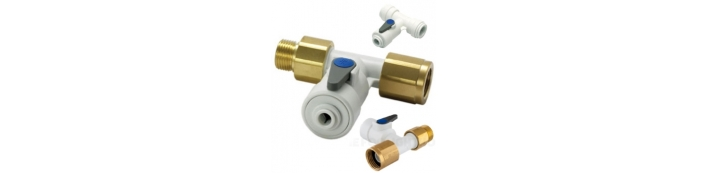 Acetal Angle Stop Valves