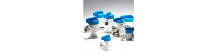 Polypropylene Shut-Off Valve