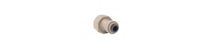 Female Adaptor – BSP Thread – Small Cone End