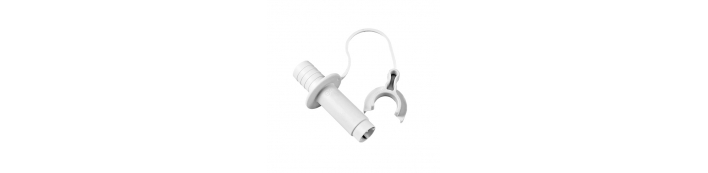 Barbed Spigot Safety Clip
