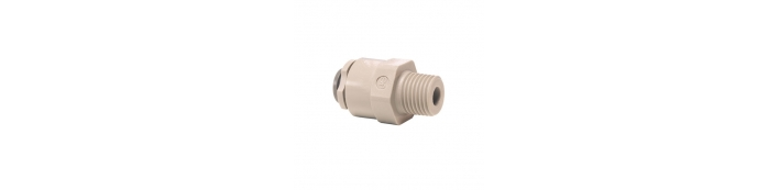 Straight Adaptor – BSPT Thread