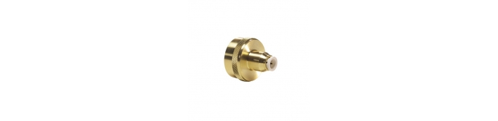 Brass Female Connector – GH Thread