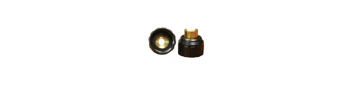 Brass Polypropylene Female Connector – BSPP Thread