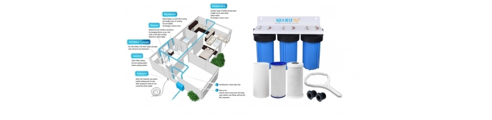 Rainwater Tank & Whole House Water Filter System