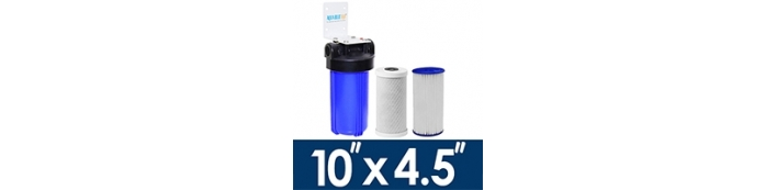 "10""x4.5"" Filters & System"