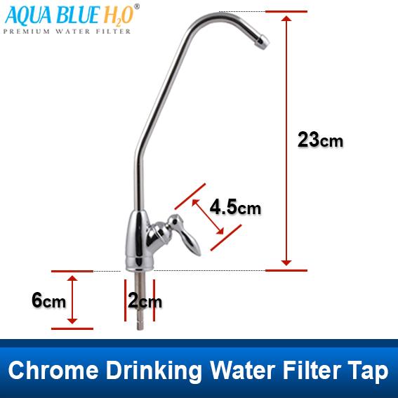 Aqua Blue H20 DRINKING FAUCET