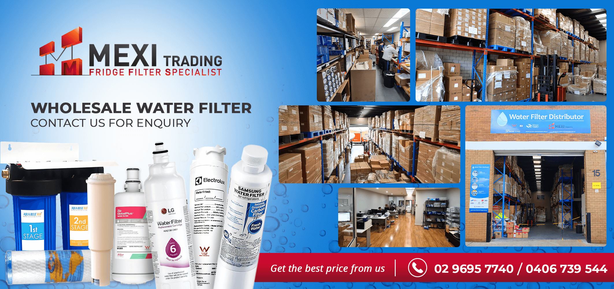 Wholesale Water Filter
