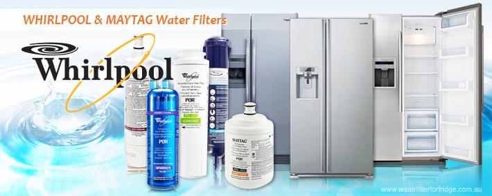 WHIRLPOOL & MAYTAG Water Filters